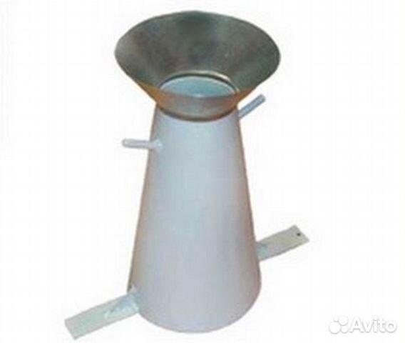 Конус для проверки подвижности бетона купить в бетон щелково завод