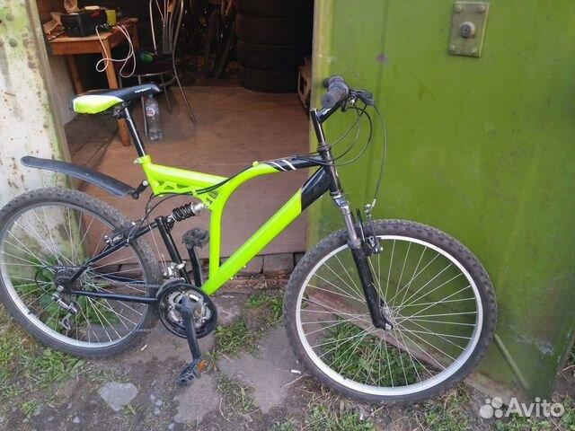 fe51075c99fab Горный велосипед TopGear двухподвсеный купить в Санкт-Петербурге на ...