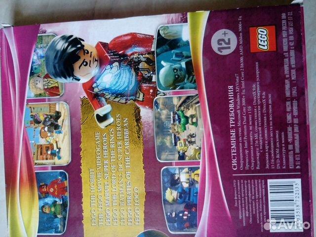 Лего игры на компьютер 89024219201 купить 4