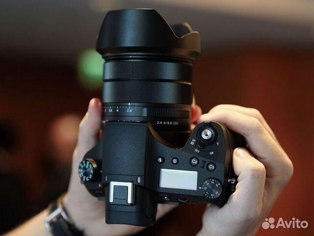 Sony RX10M3 купить 6