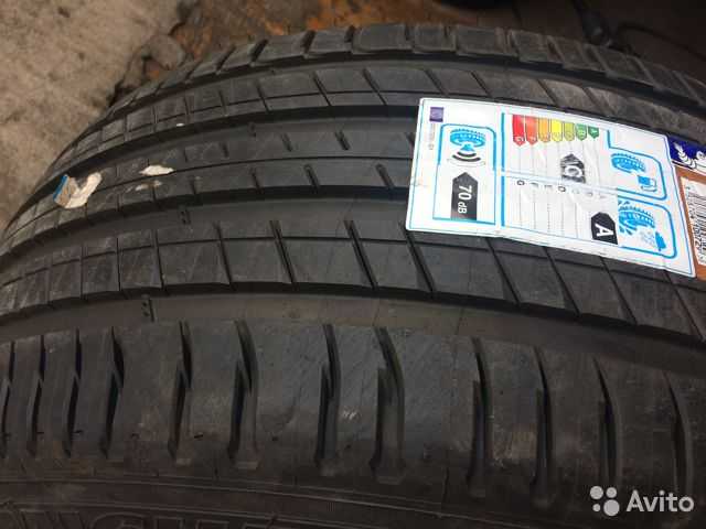 R19 255/50 Michelin Latitude Sport 3 89211101675 купить 2