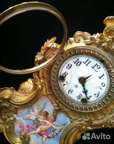 Фарфоровые часы продам часы panerai продать