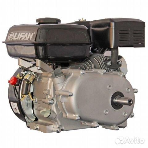 Двигатель Lifan 170FD-R 7А (7 лс, э-старт, редук)