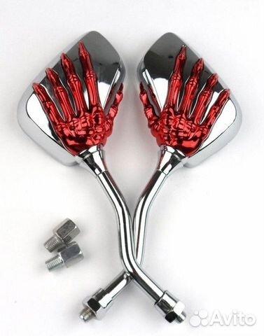 Зеркала заднего вида для мотоцикла 89005848778 купить 1