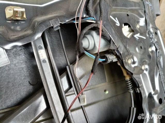 89026196331 Стеклоподъемник электрический задний левый Bmw