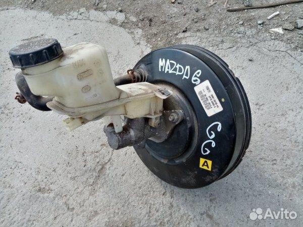 89026196331  Вакуумный усилитель Mazda Mazda6 GG 3.0