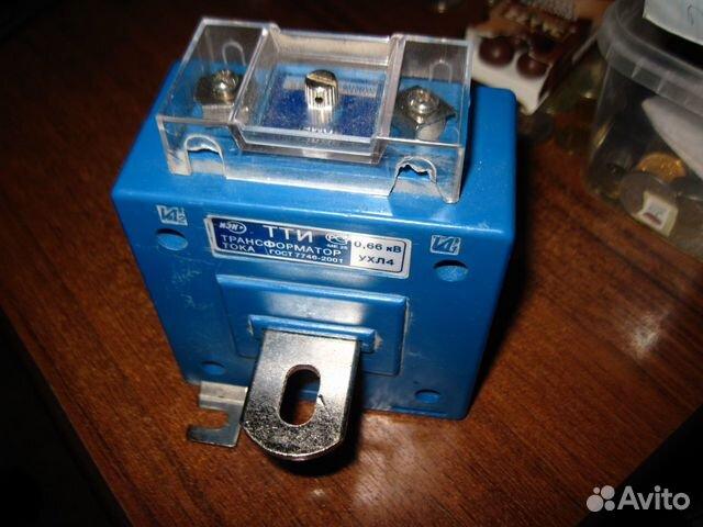 Трансформатор тока тти-А 200/5А с шиной 5ва 89610698674 купить 1