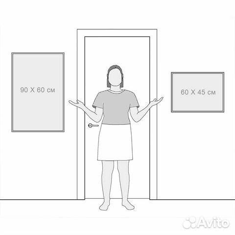 Размеры пробковых досок