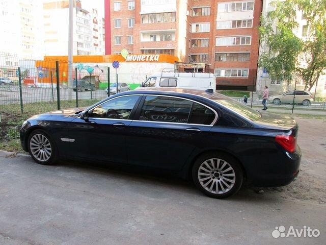 BMW 7 серия, 2011 89829613649 купить 7