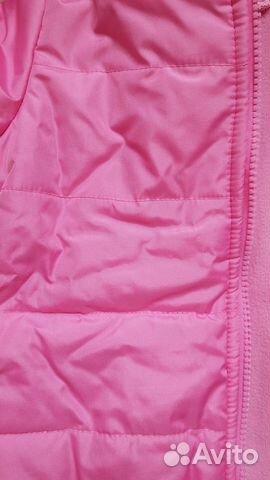 Курточка весенняя размер 80 89086455308 купить 5