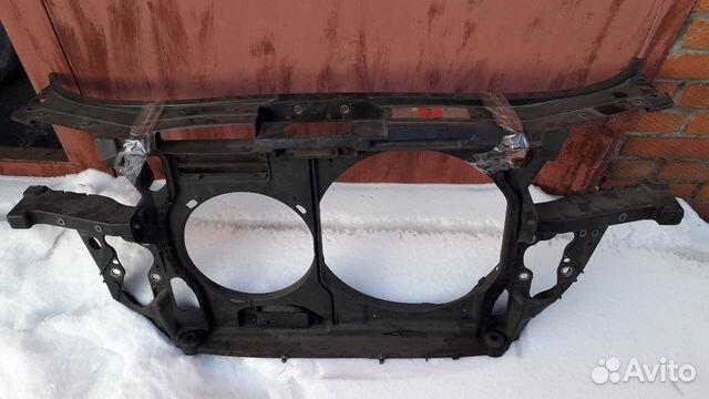 Рамка радиатора Audi A 6 allroad 2.7T 2000-2005 89136839427 купить 1
