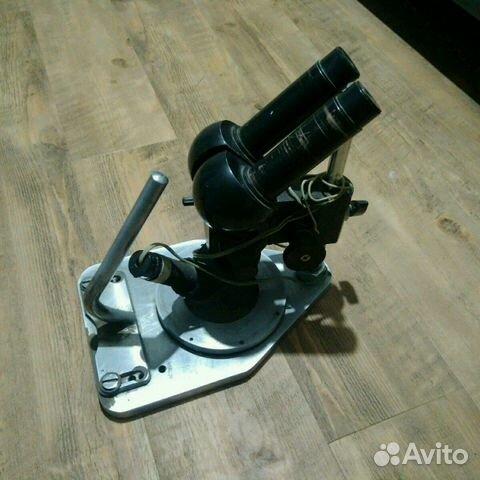 Микроскоп мбс-1