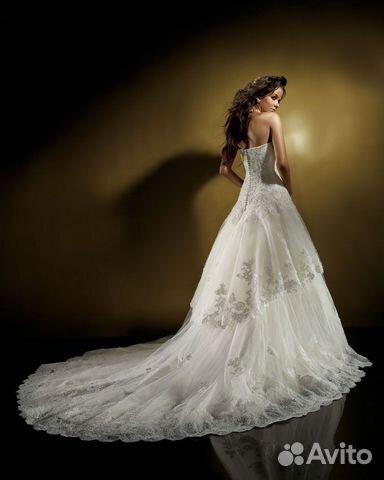 76f2ef2f1745945 Свадебное платье Benjamin Roberts 907 купить в Санкт-Петербурге на ...