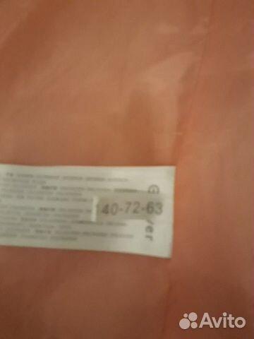 Пальто пуховик на девочку 89059936959 купить 3