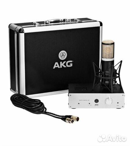 Студийный Микрофон AKG P820 tube