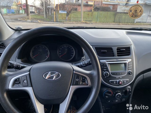 Hyundai Solaris, 2013 купить 7