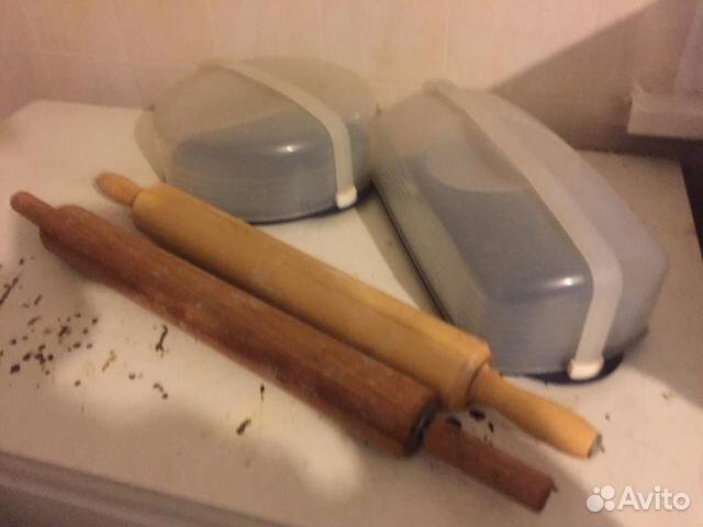 Скалки, хлебницы Tupperware 89038033138 купить 1