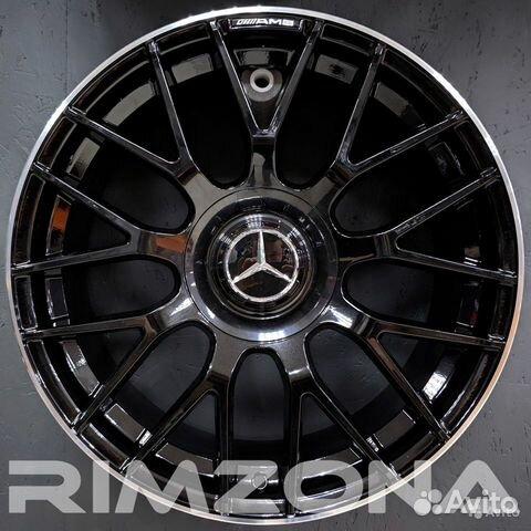 Новые стильные диски AMG 748 R18 5x112 89053000037 купить 1