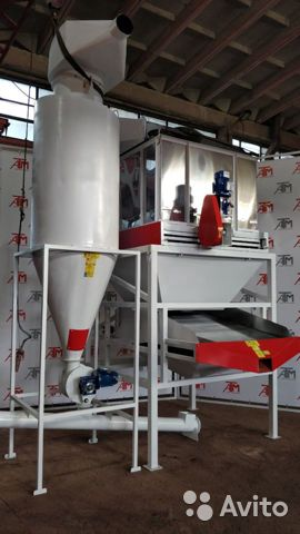 The cooler granules (pellets) automatic buy 4