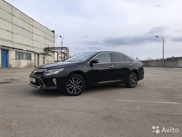 Toyota Camry, 2017 88422250101 купить 1