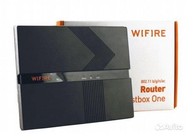 Роутер wifire