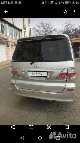 Toyota Alphard, 2008 89134710564 купить 1