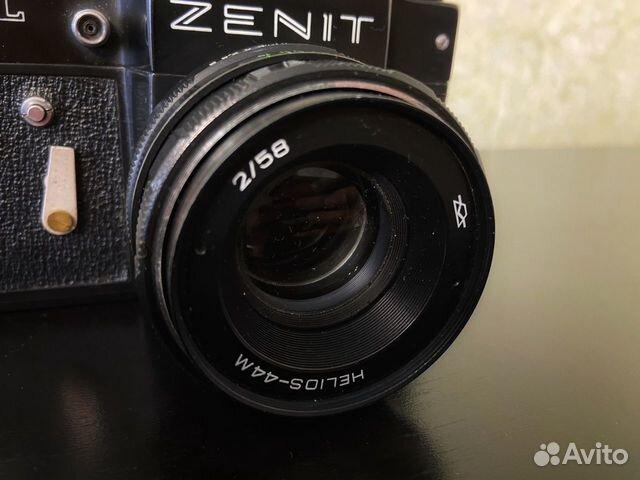 Зенит TTL СССР + Гелиос 44-М Zenit Helios 89831134515 купить 2