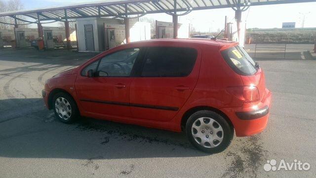Peugeot 307, 2002 89584144657 купить 3