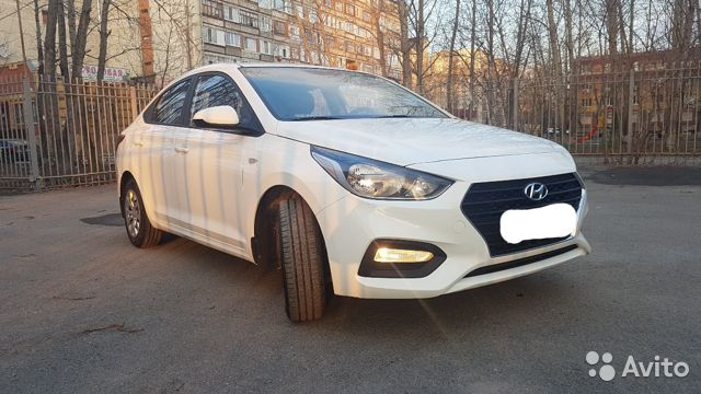 аренда машин на авито в москве