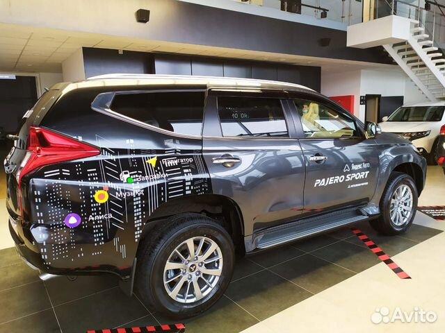 Mitsubishi Pajero Sport, 2020 купить 3