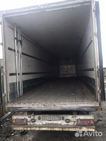 Полуприцеп фургон шмитц 1998г 89113208836 купить 8