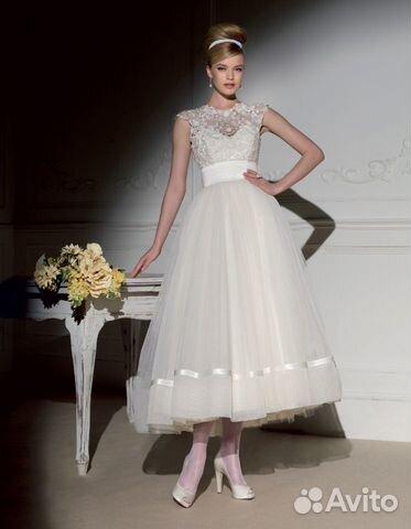 Свадебные платья ретро в спб