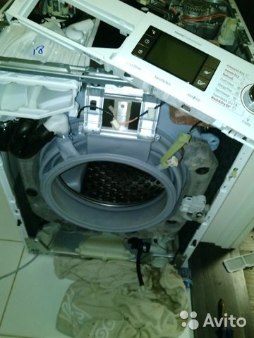 Ремонт стиральных машин на дому в Омске купить 3