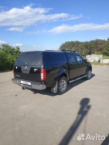 Nissan Navara, 2007 89097882038 купить 1