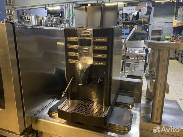 Кофемашина автомат