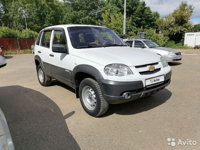 Chevrolet Niva, 2014 89177444518 купить 4