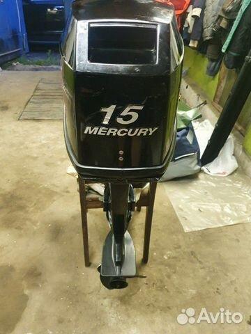 Лодочный мотор mercury 15 89605269861 купить 2