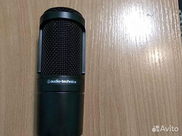 Audiotehnika at2020 купить 1