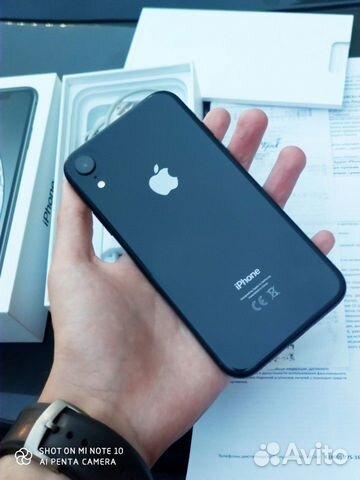 iPhone XR ростест, на гарантии
