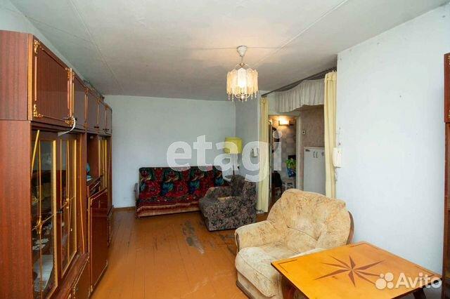 2-к квартира, 44.3 м², 2/5 эт. 89131300398 купить 3
