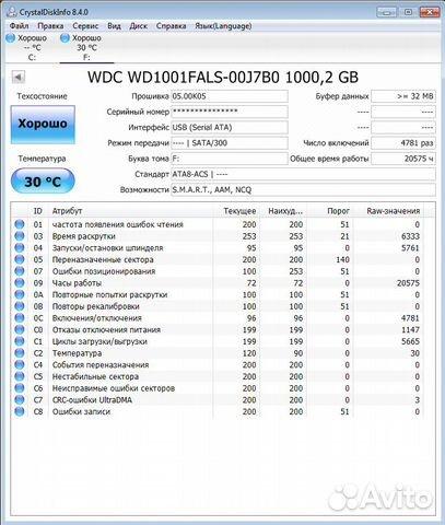 Жесткий диск для компьютера 1 тб (WD Black)