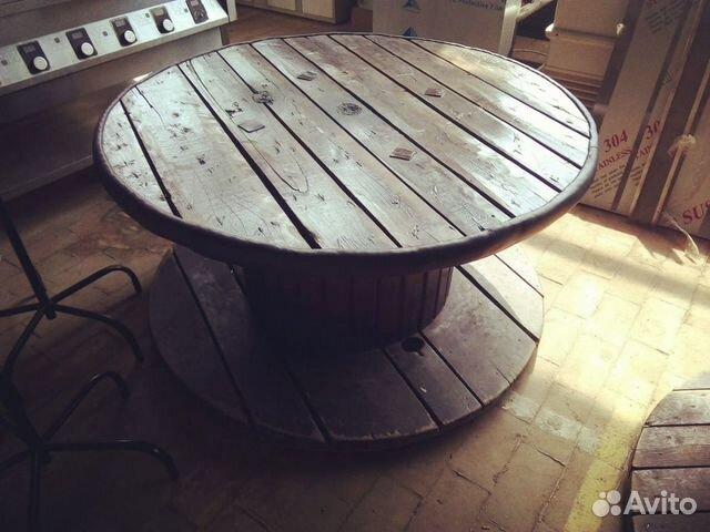 Стол из катушки 89871372152 купить 1