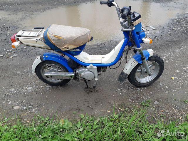 Мопед Yamaha Malik