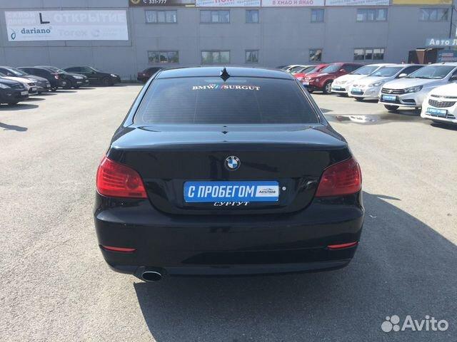 BMW 5 серия, 2008  89825110176 купить 6