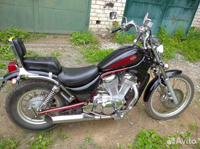 Suzuki VS 400 Intruder  89662713963 купить 1