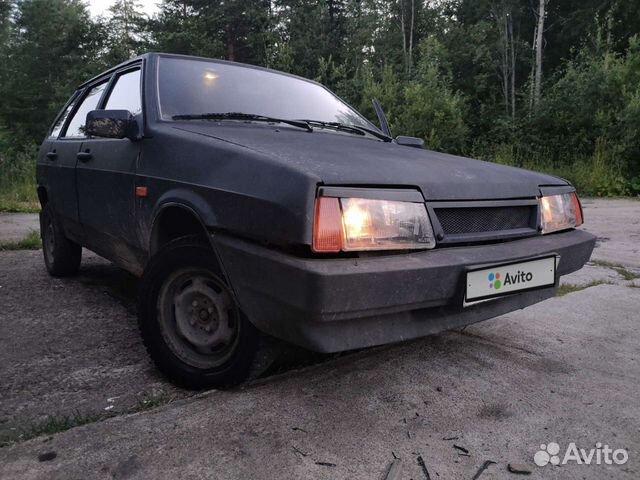VAZ 2109, 2001