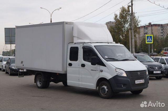 ГАЗ ГАЗель Next, 2017  89158531917 купить 6