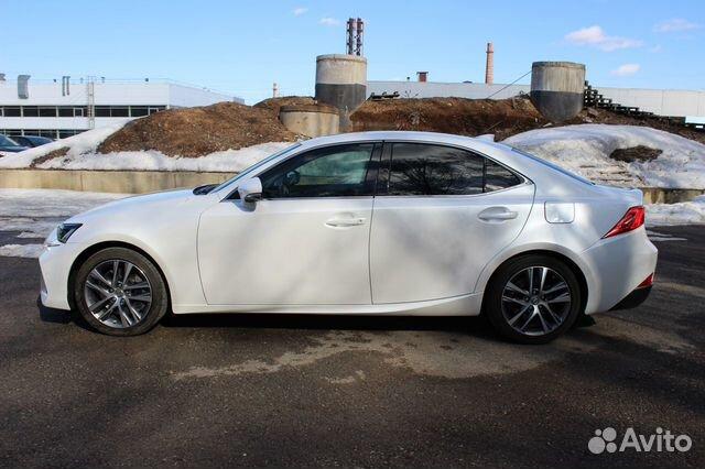 Lexus IS, 2018  89871489067 купить 9