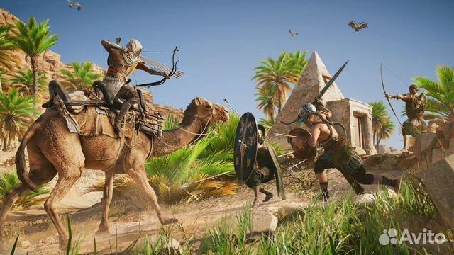 Assassins creed истоки  89203083030 купить 3