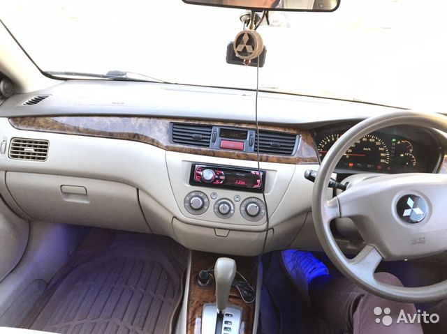 Mitsubishi Lancer Cedia, 2001  89068177504 купить 8